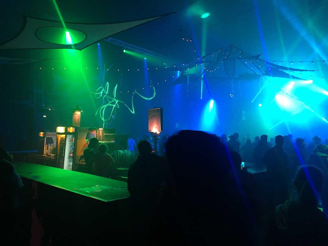 SSB Club Stage
