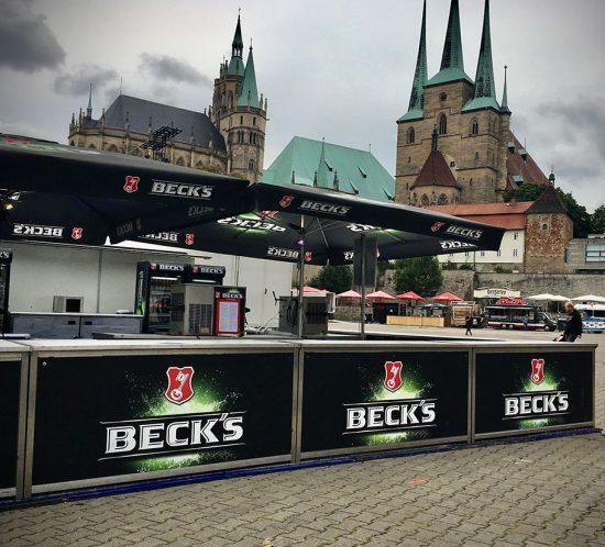 Clueso Domplatz 2017 Wiesel Services